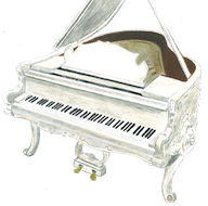 Dust of Soul Grand Piano
