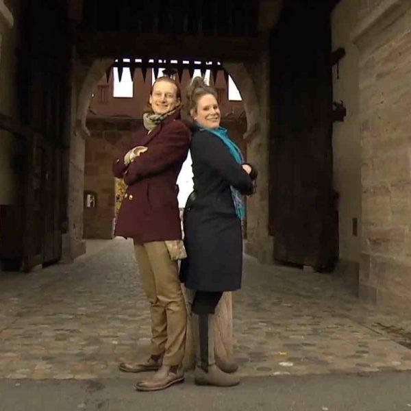 Telebasel TV-Show «Glam» über erstes Karriere-Highlight