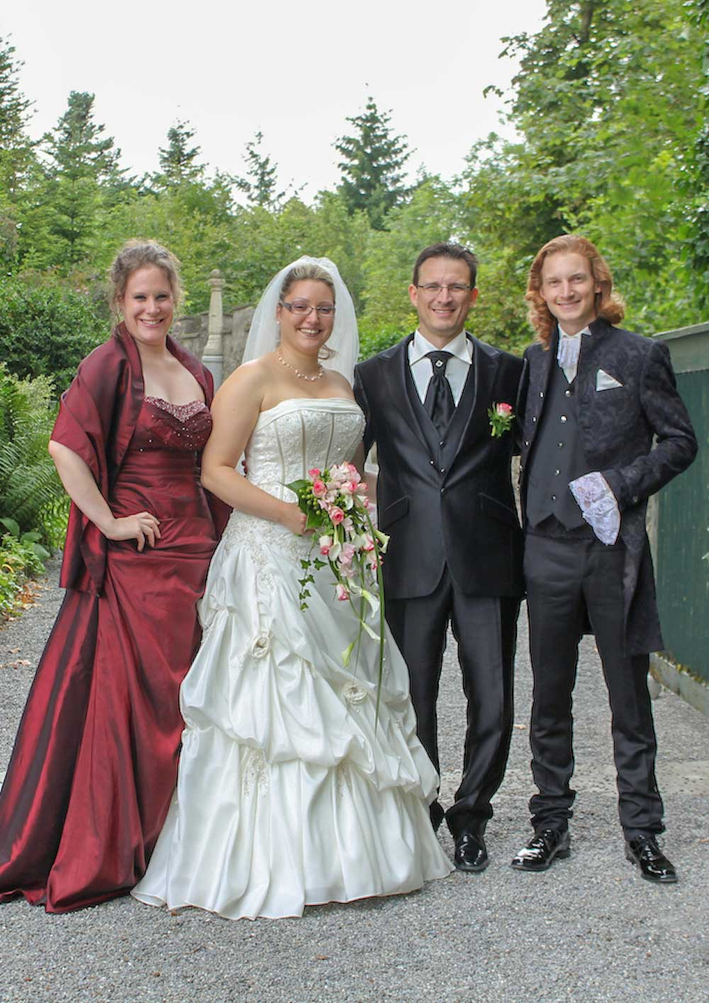 Private Hochzeitsfeier
