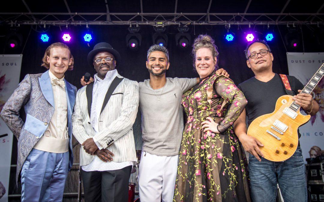 Opera Pop, Indischer Tanz, Rap am Schlierefäscht 2019