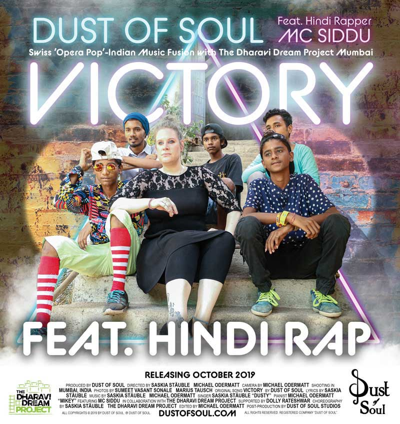 Victory feat. Hindi Rap