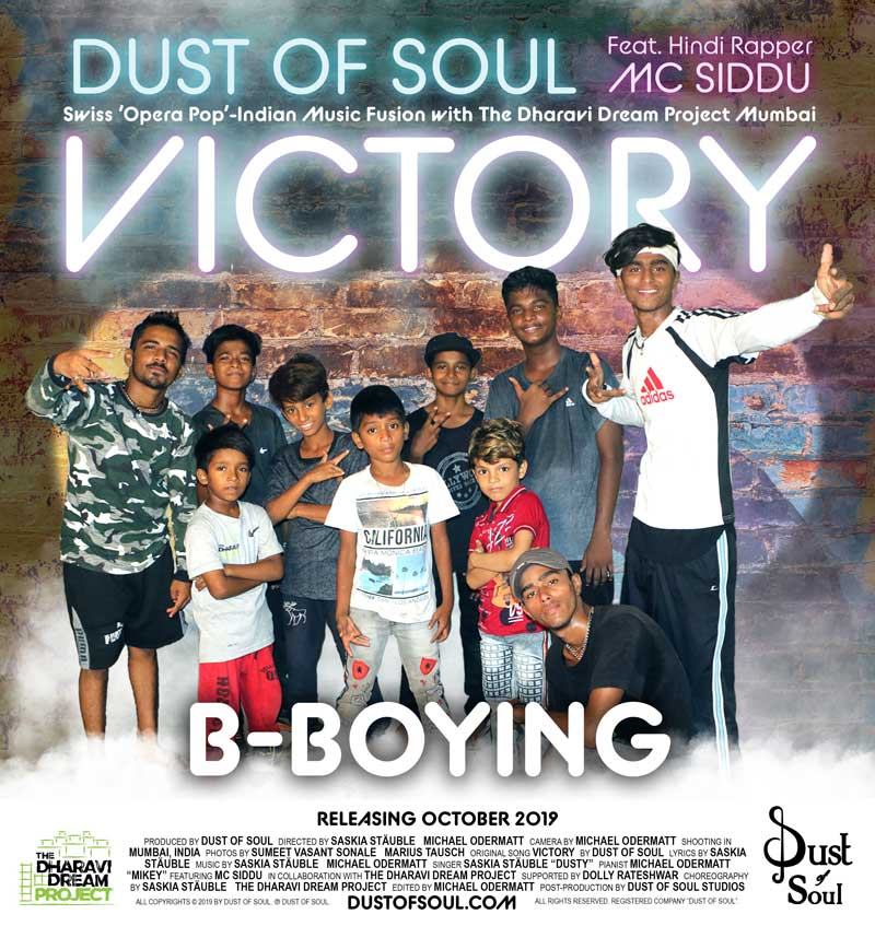 Victory feat. B-Bboying