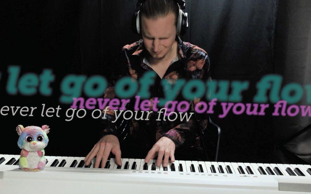 Willkommen zum ersten live stream von «Piano with MiKey»