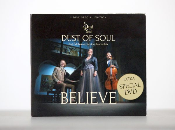 Dust of Soul CD Believe with DVD & Booklet