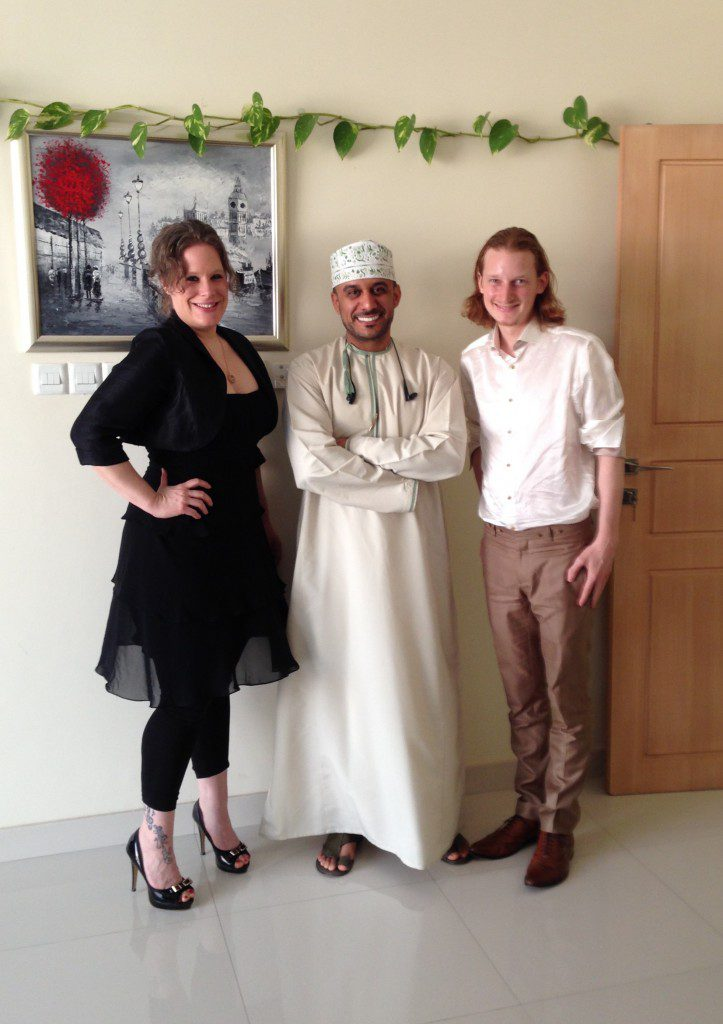 Dust of Soul with Moosa Al-Farei from Atheer in Oman