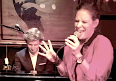 Dust of Soul Performance in der Brandy's Piano Bar New York City (Mai 2013)