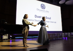 Dust of Soul Concert at Teatro Dal Verme in Milan (October 2015)