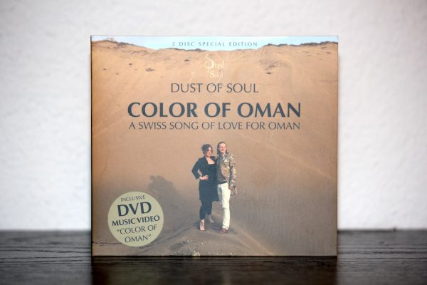 Dust of Soul Color of Oman CD Special Edition