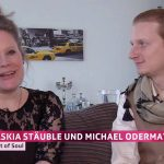 "Dust of Soul in Swiss National TV station SRF 1 show ""Glanz & Gloria"""