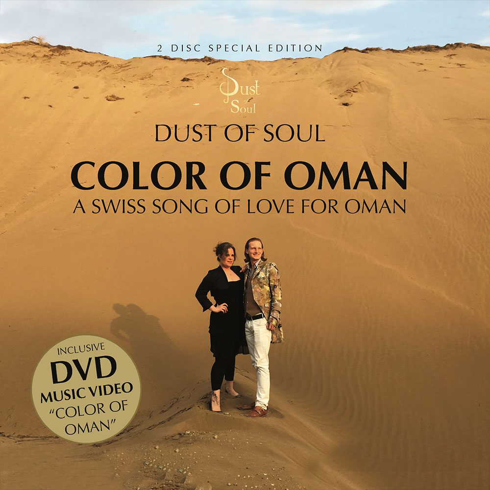 Color of Oman