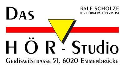 Das HÖR-Studio Emmenbrücke Sponsoring Partner