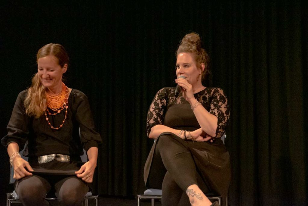 """Trialogical Health Podium """"Einsortiert – Mal Anders"""" in the Theater Pavillon Lucerne"""