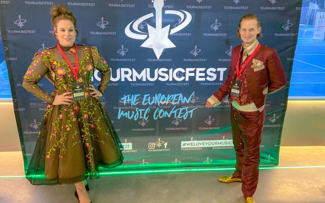 Top 10 finalist in Switzerland at the European Music Contest Tour Music Fest