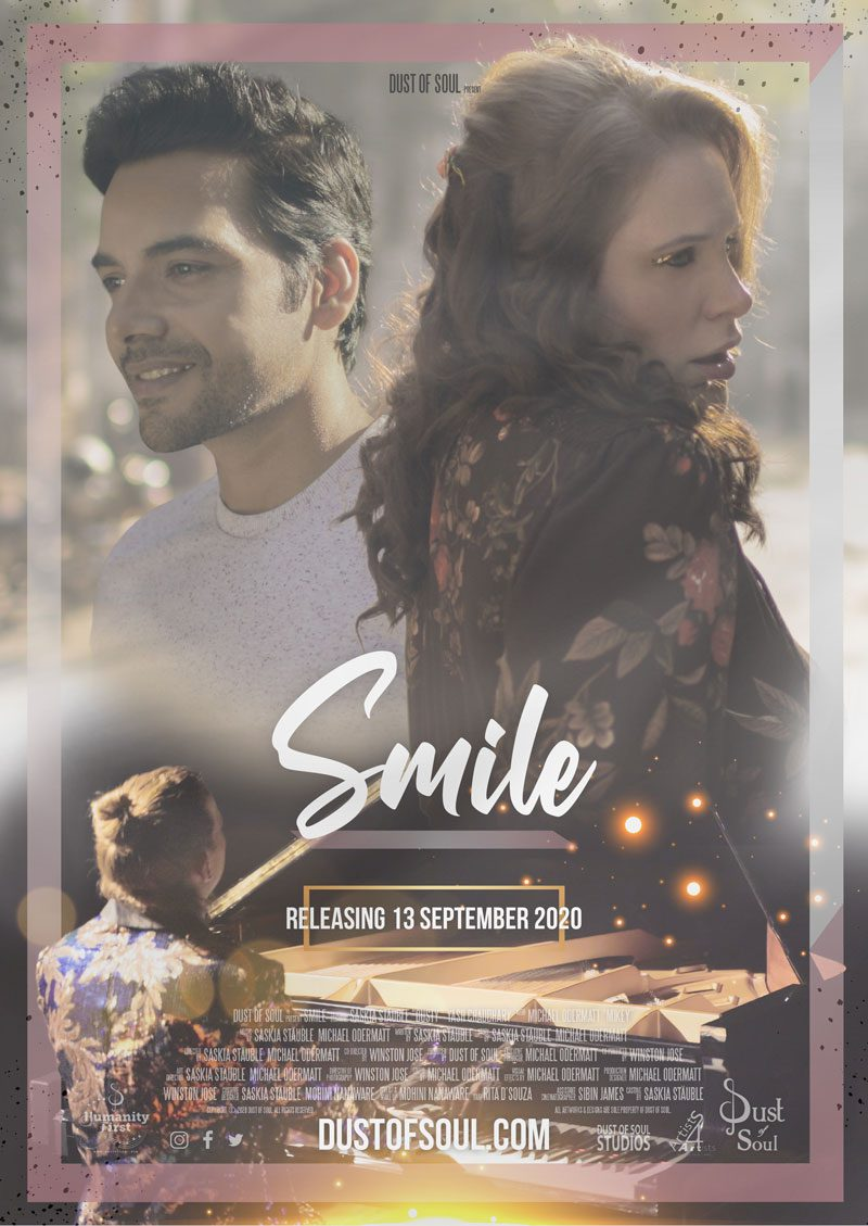 Dust of Soul Smile Poster