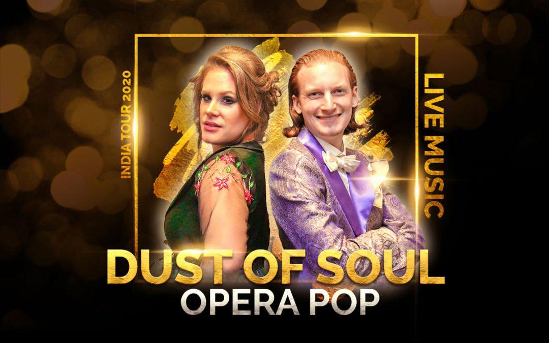 Opera Pop debut performance kicks off India Tour 2020