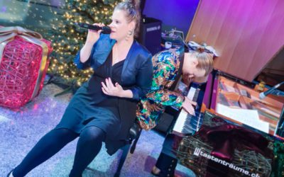 Positive Music Power with Dust of Soul (Opera-Pop) at the Shopping Center Forum 2020