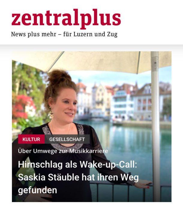 Zentralplus Portait Online Newspaper
