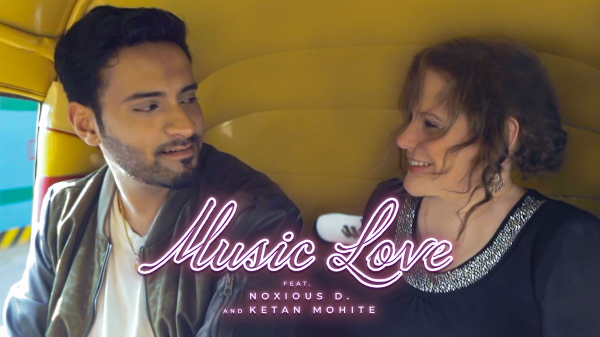 Music Love (Official Music Video)